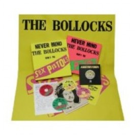 Never Mind the Bollocks [Deluxe Box Set] [3CD+DVD+7inch+Book]