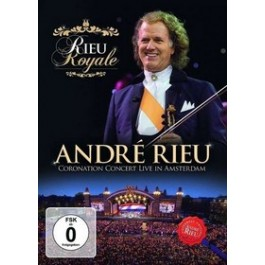 Rieu Royale: Coronation Concert Live In Amsterdam [DVD]