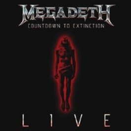 Countdown To Extinction: Live [CD]