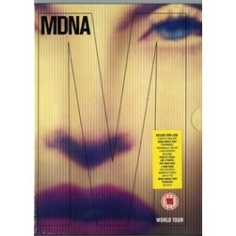 Mdna World Tour [DVD+2CD]
