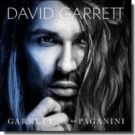 Garrett vs. Paganini [CD]