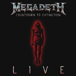 Countdown To Extinction: Live [CD+DVD]