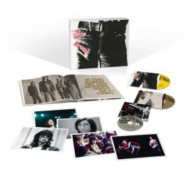 Sticky Fingers [Deluxe Box] [2CD+DVD+Book+Merch]