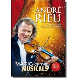 Magic Of The Musicals [DVD]