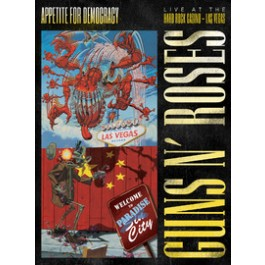 Appetite For Democracy: Live At the Hard Rock Casino, Las Vegas [DVD]