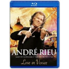 Love In Venice [Blu-ray]