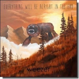 Everything Will Be Alright In the End [CD]