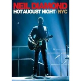 Hot August Night - NYC Live 2008 [DVD]