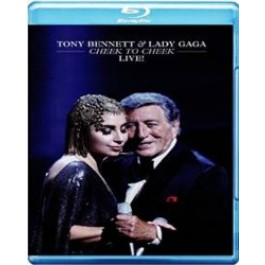 Cheek to Cheek: Live! [Blu-ray]