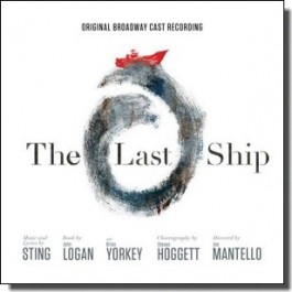 The Last Ship (Original Cast Recording) [CD]
