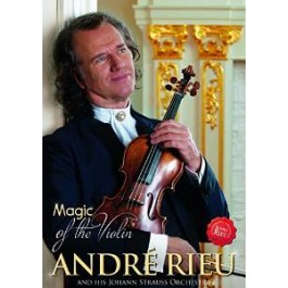 Magic of the Violin [DVD]