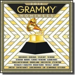 2016 Grammy Nominees [CD]