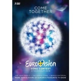 Eurovision Song Contest 2016 - Stockholm [3DVD]