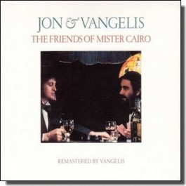 The Friends of Mr. Cairo [CD]