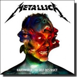 Hardwired... To Self-Destruct [Deluxe Edition] [3CD]