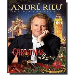 Christmas In London: Live 2015 [Blu-ray]