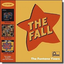 The Fontana Years [6CD]