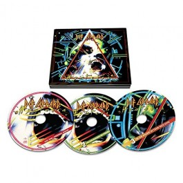 Hysteria [30th Anniversary Deluxe Edition] [3CD]