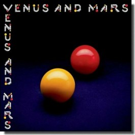 Venus and Mars [CD]