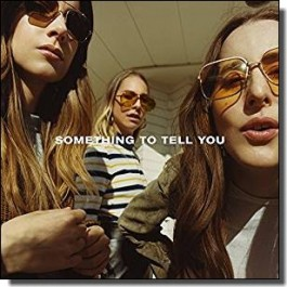 Something To Tell You [CD]