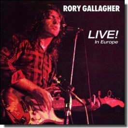 Live! In Europe [CD]