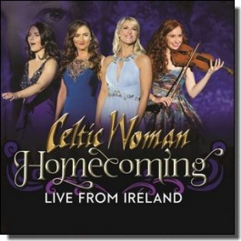 Homecoming: Live From Ireland [Deluxe Edition] [CD+DVD]
