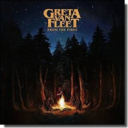 From the Fires EP [CD]