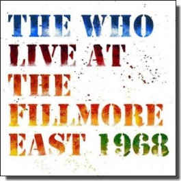 Live At The Fillmore East 1968 [2CD]
