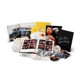 Red Rose Speedway [Super Deluxe Box Set] [3CD+2DVD+Blu-ray]