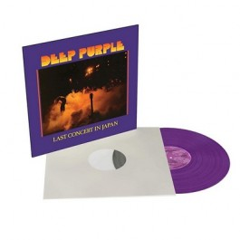 Last Concert In Japan [Limited Edition Purple Vinyl] [LP]