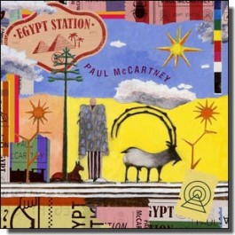 Egypt Station [CD]