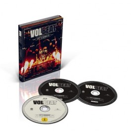 Let's Boogie! Live From Telia Parken [Blu-ray+2CD]