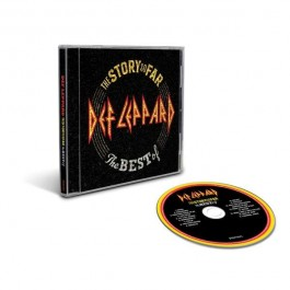 The Story So Far... The Best of Def Leppard [CD]