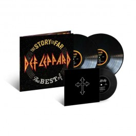 The Story So Far... The Best of Def Leppard [Deluxe Edition] [3LP]