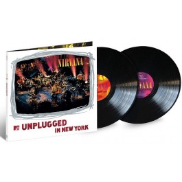 MTV Unplugged in New York [Deluxe Edition] [2LP]