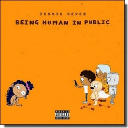 Being Human In Public [CD]