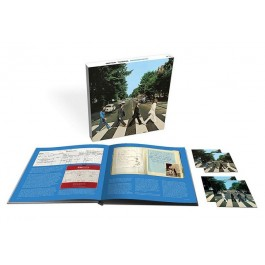 Abbey Road [50th Anniversary Super Deluxe Edition] [3CD+Blu-ray Audio]