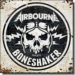 Boneshaker [Coloured Vinyl] [LP]