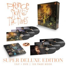Sign O' the Times [Super Deluxe Edition] [13x LP+ DVD+ Book]