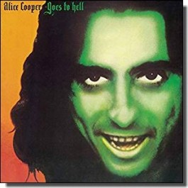 Alice Cooper Goes To Hell [Coloured Vinyl] [LP]