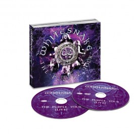 The Purple Tour [Live] [CD+DVD]