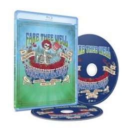 Fare Thee Well: Celebrating 50 Years of Grateful Dead [2Blu-ray]