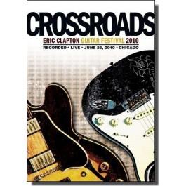 Crossroads Guitar Festival 2010 [2DVD]
