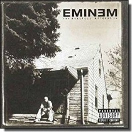 The Marshall Mathers LP [CD]