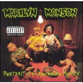 Portrait of an American Family [CD]