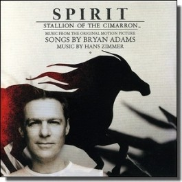 Spirit: Stallion of the Cimarron (OST) [CD]