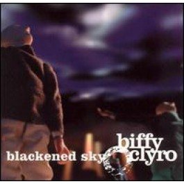 Blackened Sky [CD]