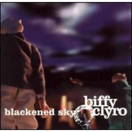 Blackened Sky [CD]
