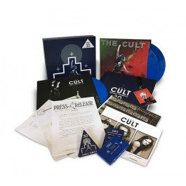 Sonic Temple [30th Anniversary Limited Deluxe Box] [3LP+MC+Merch]