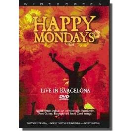 Live In Barcelona [DVD]